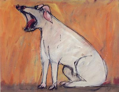 White Dog, mid 1950s. Ernest Trova (American, 1957-2009).